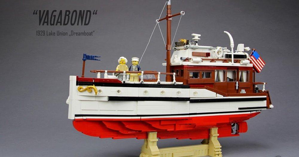 LEGO VAGABOND BOAT MOC - LUV4TOYS.jpg